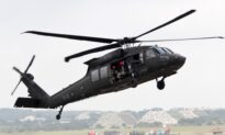 Taiwan's Military Chief Among Eight Dead in Helicopter Crash