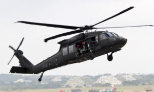 3 Dead In Military Helicopter Crash Were Experienced Pilots