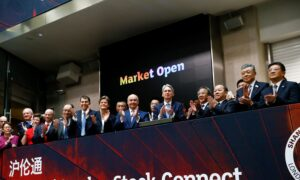China Halts British Stock Link Over Political Tensions: Sources
