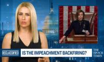 Is Impeachment of Trump Backfiring Already?