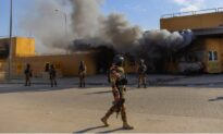 Destruction of US Embassy in Baghdad Revealed in New Photos Following Attack