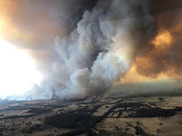 australia bushfires victoria