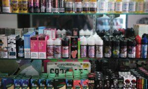 FDA 'To Ban All E-Cigarette Pod Flavors Except Tobacco and Menthol'