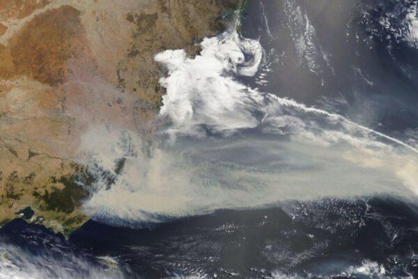 Australia-bushfires-satellite-image
