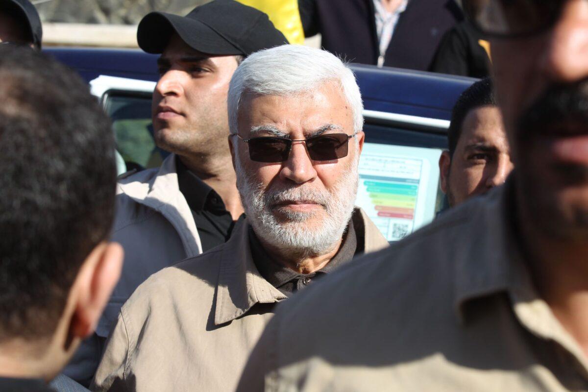 Abu Mahdi al-Muhandis iraq iran