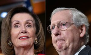 McConnell, Pelosi Express Optimism for Spending, COVID-19 Relief Deals