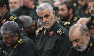 Inside the Plot by Iran's Soleimani to Attack US Forces in Iraq: Reuters