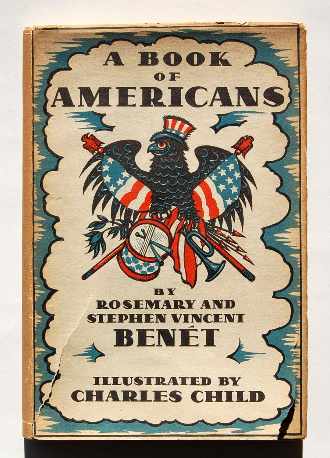 book of Americans by the Benets