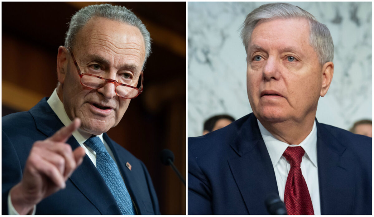Graham Says He Won`t Call Barr to Testify...