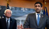 Sanders, Khanna Attempt to Stop Funds for Military Force Against Iran