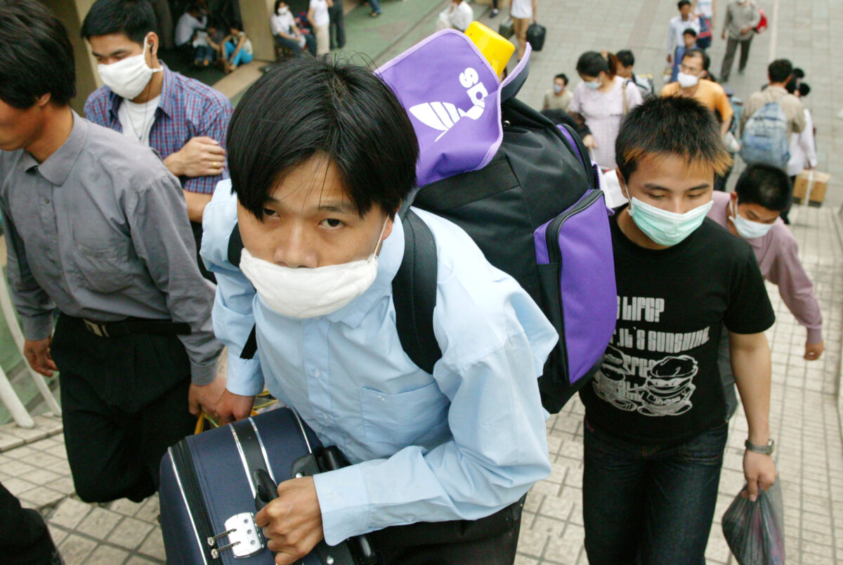 SARS-CHINA-MASK-epidemic