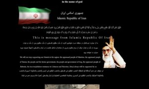 Iran's 8000-Member Cyber Battalion Wages Online Propaganda War Against US: Report