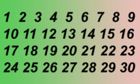 Try This Magic Color Math Trick and See If Your Number Magically Appears at the End