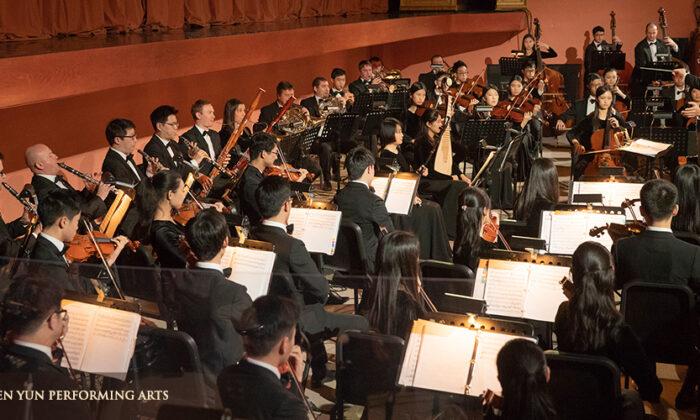 Shen Yun Symphony Orchestra. (Courtesy of Shen Yun Performing Arts)