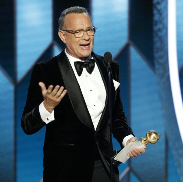 Tom Hanks Golden Gloves