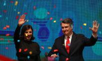 Croatia's Former PM Milanovic Wins Presidential Vote