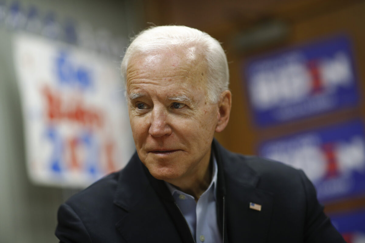 biden gets endorsements