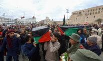 Dozens Killed in Airstrike on Military School in Libyan Capital