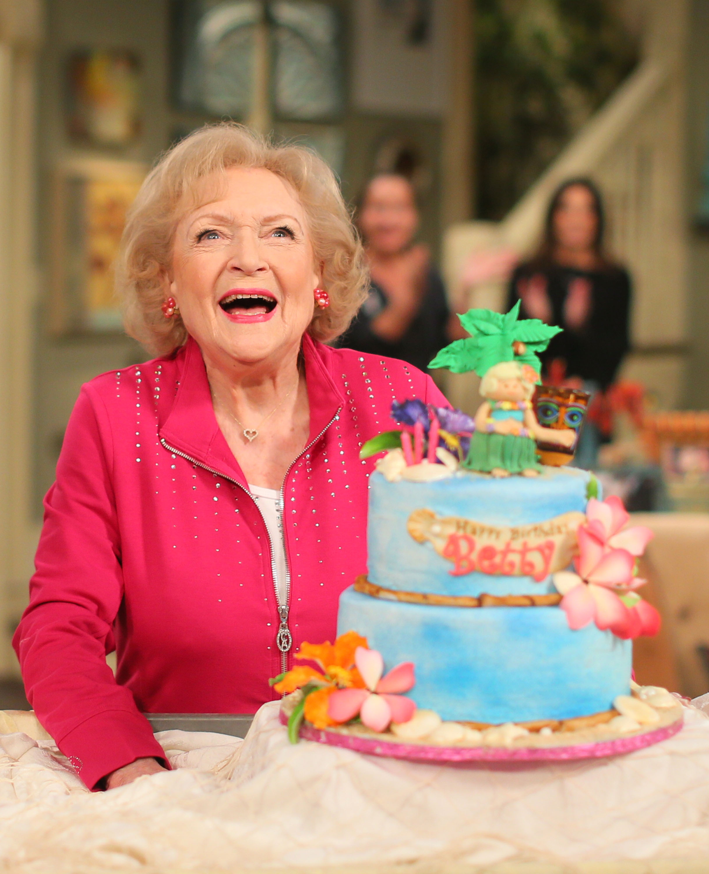 Betty White Plans for a 'Fun' 98th Birthday Party-and an ...