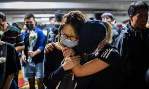 'I Can't Go Through the Pain': Hongkongers Struggle With Emotional Scars From Protests