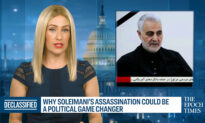 Is the Death of Iran's General a Political Game Changer?