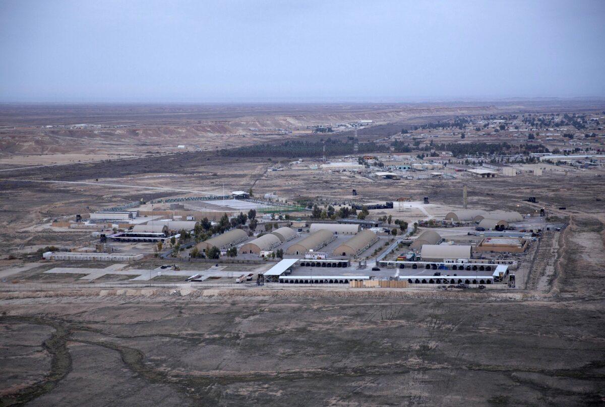 Ain al-Asad air base