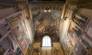 The Brancacci Chapel: Where All Great Artists Went to Study Masaccio's Frescoes
