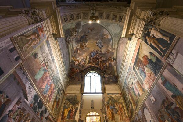 Brancacci Chapel Masaccio