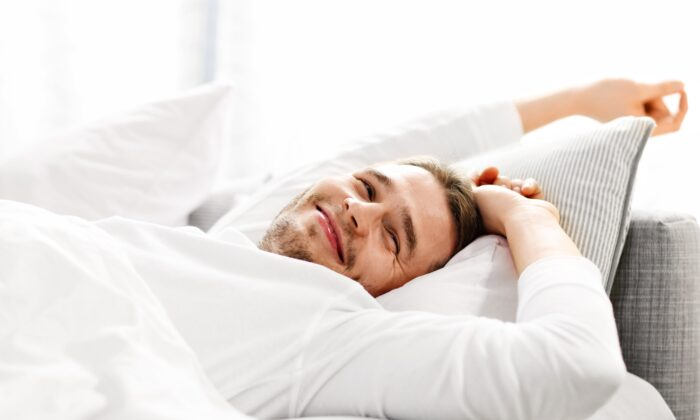 Waking up feeling rested and ready to go is a dream for many of us. (Kamil Macniak/Shutterstock)