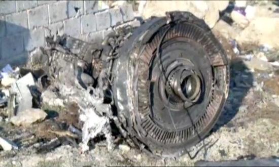 Ukraine Demands Iran Hand Over Black Boxes From Plane Iran Shot Down