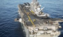 USS Bataan Heads Towards Middle East Amid Tensions With Iran