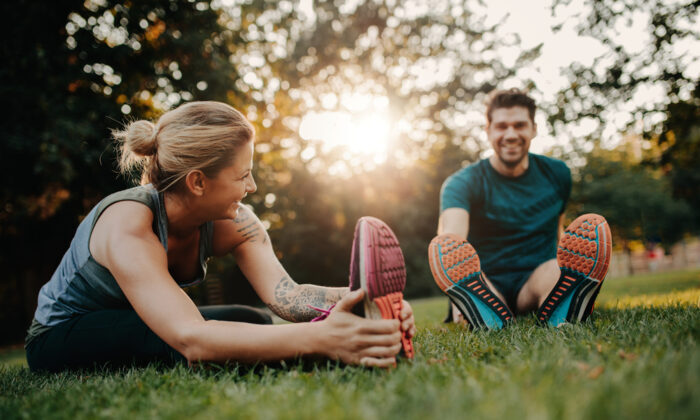 We don't ever regret exercising. Those days when you don't feel like it at all, but you push yourself to do it anyway, are some of the best days. (Shutterstock)