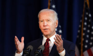 Biden Responds After Ernst Suggests He Could Be Impeached if Elected