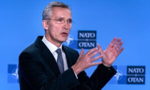 NATO's Military Readiness Not Undermined by CCP Virus, Says NATO Secretary General