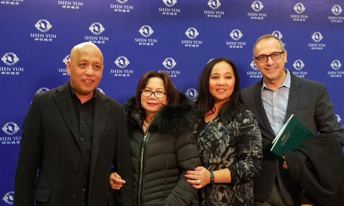 The Renaissance Arrives in Mississauga: Italian Says Shen Yun Is Inspirational