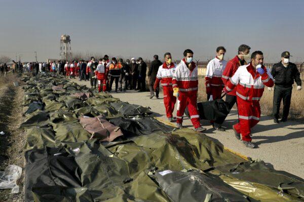 Ukraine bound plane crash 2