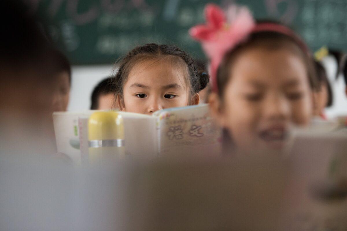 CHINA-EDUCATION-SCHOOL
