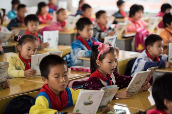CHINA-EDUCATION-SCHOOL
