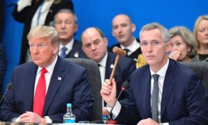 NATO Concurs With Trump That It Could Do More in Middle East