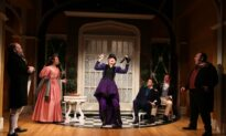 Theater Review: 'London Assurance': A Slow Build in This 19th-Century Farce