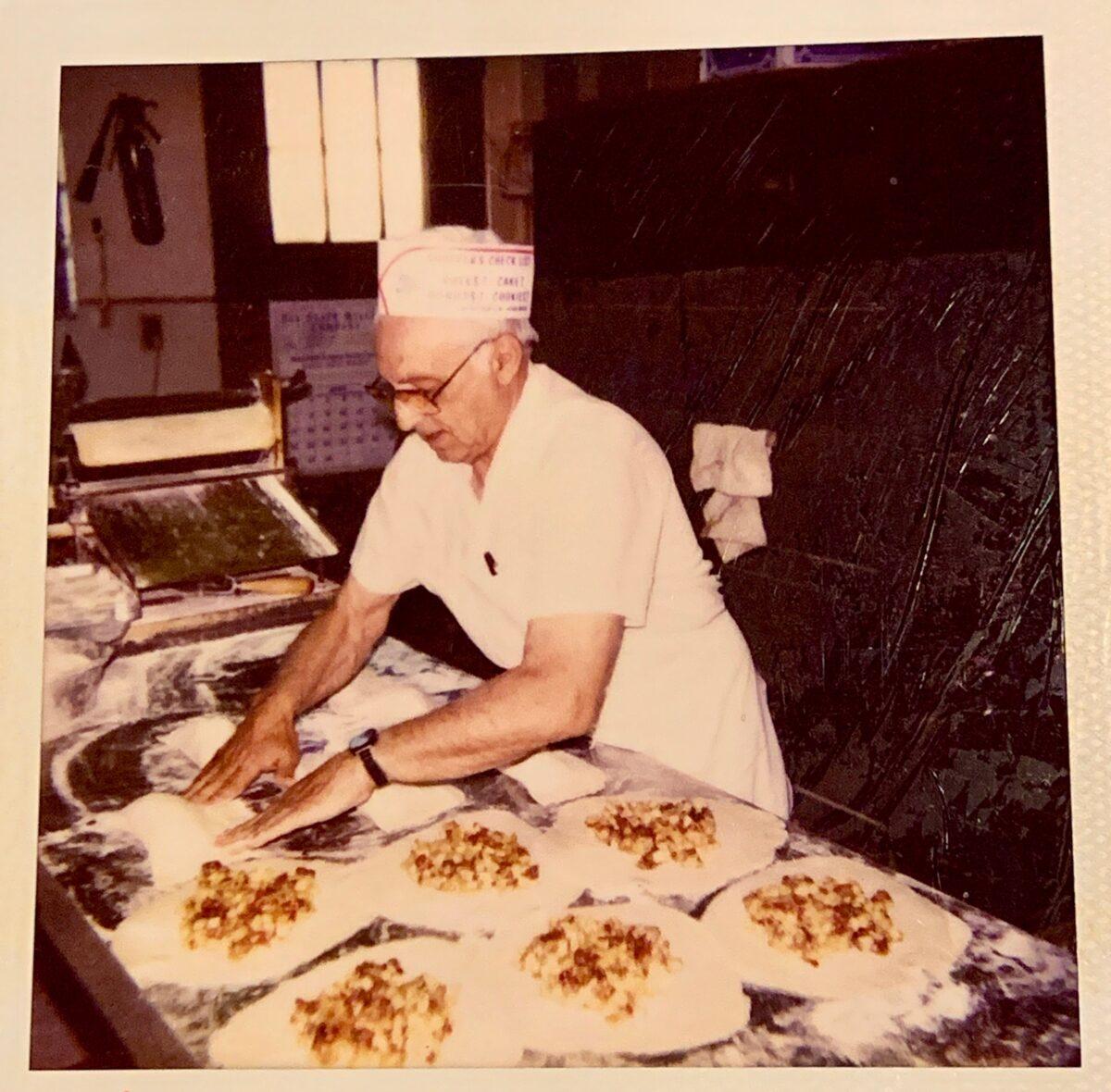 Grandpa Frank Barbera 1996