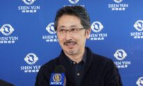 Japanese Film Producer and Company President are Captivated by Shen Yun's Performance