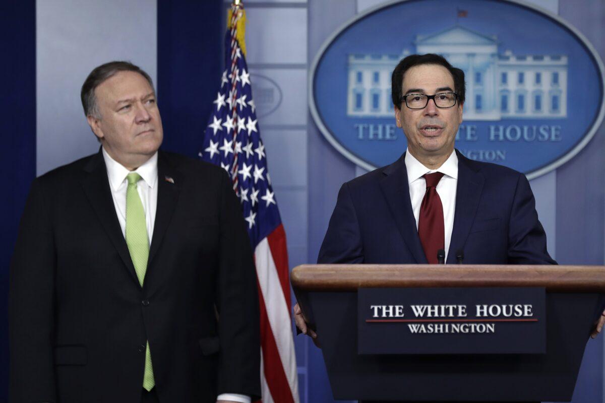 new iran sanctions
