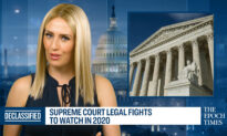5 Legal Fights You Must Follow in 2020