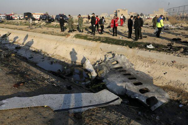 Iran shot Ukraine plane 1