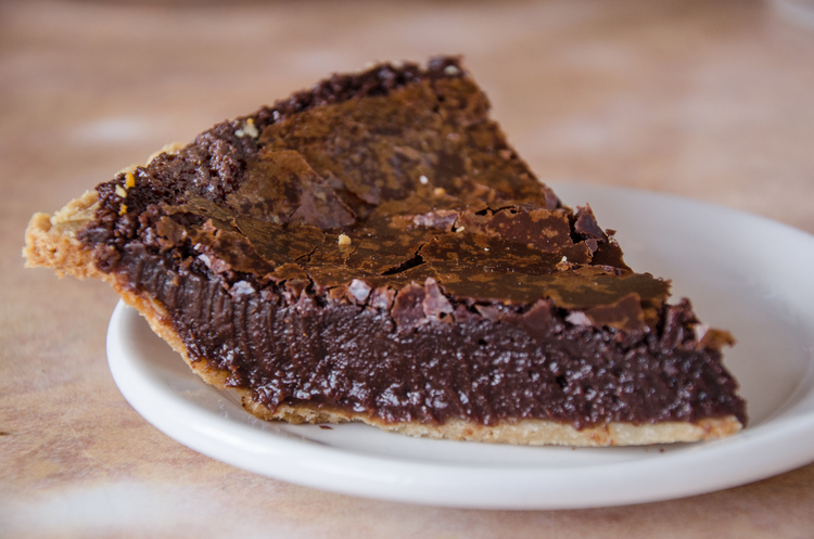 Spicy+Chocolate+Pie
