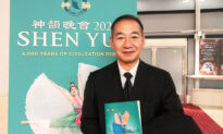 Japanese Company's Board Director Encouraged by Shen Yun's Positive Energy