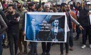 2 Iraqi Journalists Shot Dead While Covering Anti-Government Protests