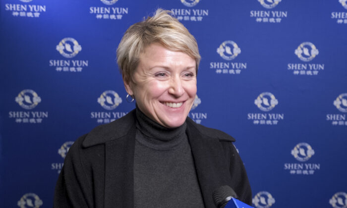 Former Broadway Actress: Shen Yun 'Beyond Anything I Could Have Imagined'