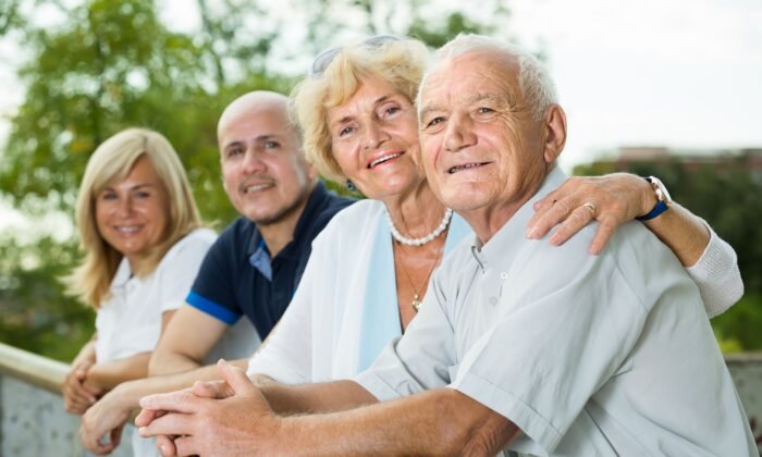 Living a long life is more likely for those that expect good things, researchers find. (Iakov Filimonov/Shutterstock)